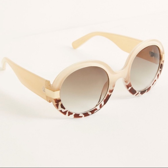 Free people oversized sunglasses